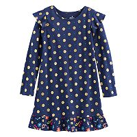 Disney / Pixar Coco Girls 4-7 Graphic Ruffle Dress by Jumping Beans®