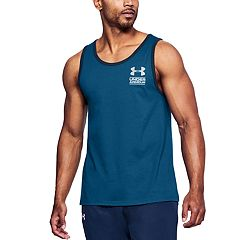 Men's Under Armour Stacked Logo Tee