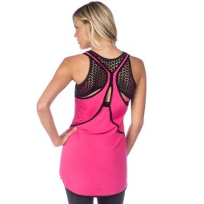 Women's PL Movement by Pink Lotus Active Racerback Yoga Tank