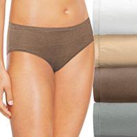 Hanes Ultimate 4-pk. + 1 Bonus Comfort Soft Bikini Panties 46HUSB