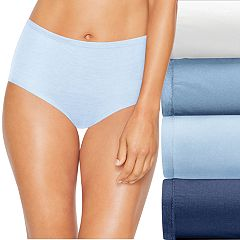 Hanes Ultimate 4-pk. + 1 Bonus Comfort Soft Brief Panties 46HUSB