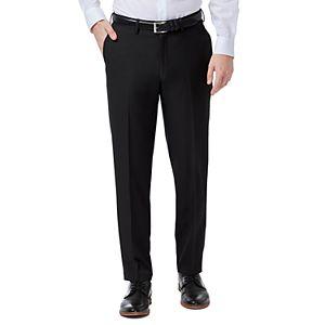 Haggar Mens Premium Comfort Stretch Slim Fit Dress Pant