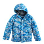 Boys 8-20 Columbia Sleddin' Down Jacket