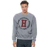Men's Harry Potter Hogwarts Sweatshirt