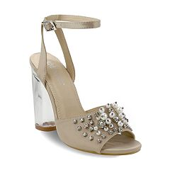 Olivia Miller Stuyvesant Women's High Heel Sandals