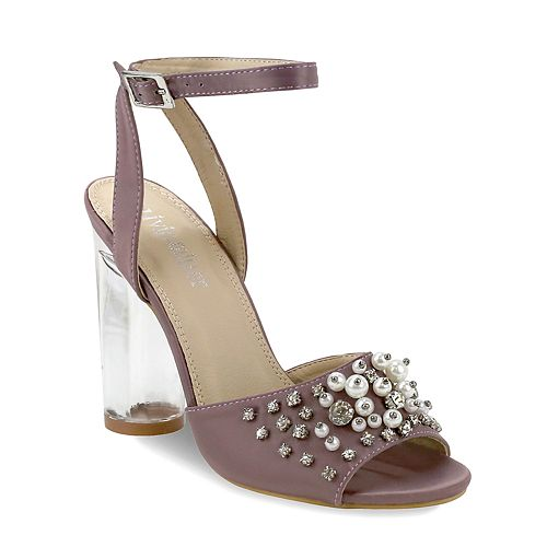 Olivia Miller Stuyvesant Women's High Heel Sandals