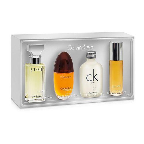 Calvin Klein 4-pc. Men's Cologne Set - Eau de Parfum