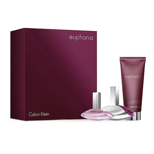 Calvin Klein Euphoria Women's Perfume 3-pc. Gift Set