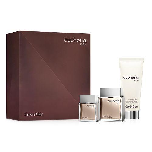 Calvin Klein Euphoria for Men 3-pc. Gift Set