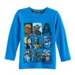 Toddler Boy Star Wars a Collection for Kohl's Original Character Graphic Tee by Jumping Beans®