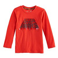 Toddler Boy Star Wars a Collection for Kohl's Metallic Graphic Tee by Jumping Beans®