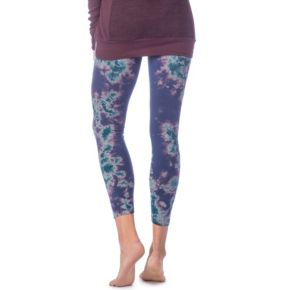 Women's PL Movement by Pink Lotus Tie-Dye Leggings
