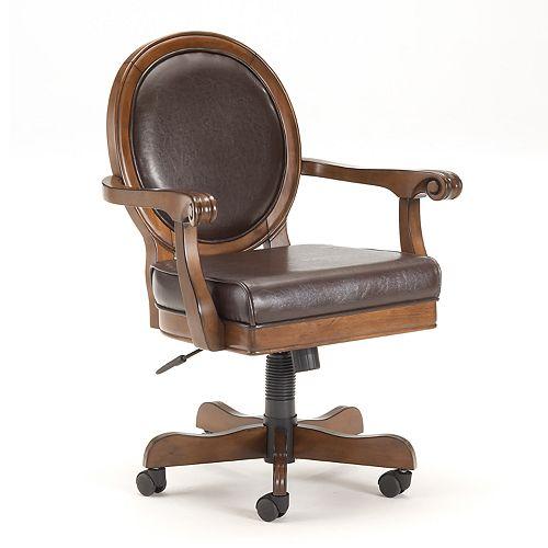 Hillsdale Furniture Warrington Adjustable Desk Chair