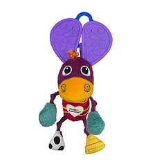Lamaze Chewy Ears Donkey Plush Toy