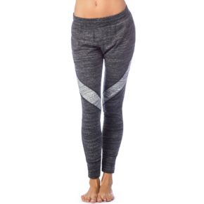 Women's PL Movement by Pink Lotus Sweater-Knit Jogger Pants