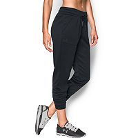 Women's Under Armour Lightweight Storm Armour Fleece Jogger Pants