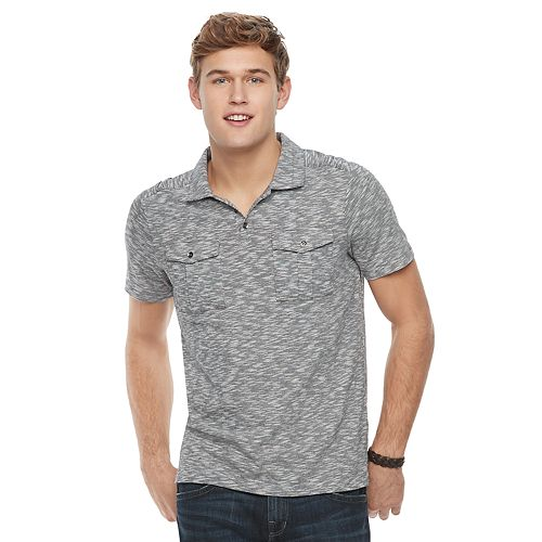 Men's Rock & Republic Military Polo