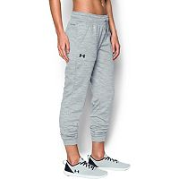 Women's Under Armour Lightweight Storm Armour Twist Fleece Jogger Pants