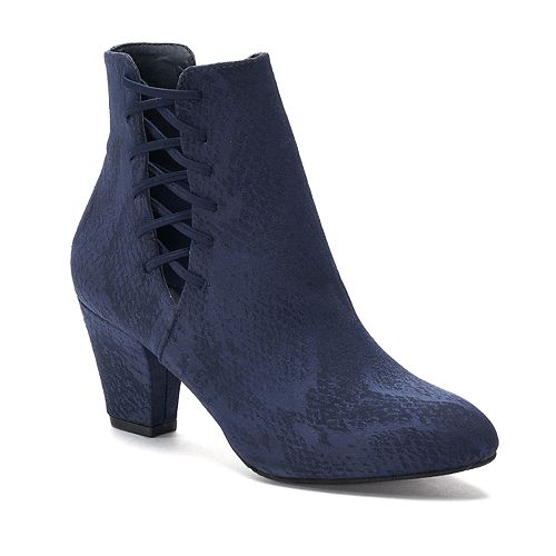 New York Transit Come In Women's Ankle Boots