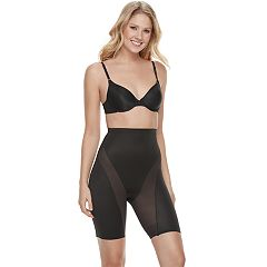 Naomi & Nicole Cool & Comfortable High-Waisted Thigh Slimmer 7429