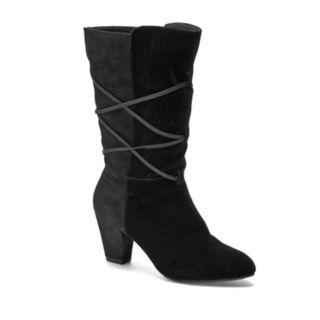 New York Transit Coming Hit Women's High Heel Boots