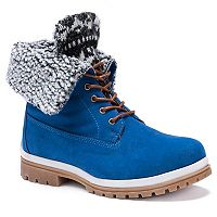 MUK LUKS Megan Women's Water Resistant Winter Boots