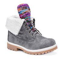 MUK LUKS Megan Women's Water Resistant Winter Boots