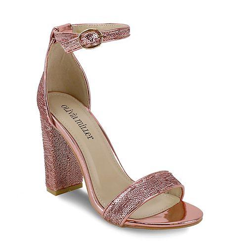 Olivia Miller Gowanus Women's High Heel Sandals