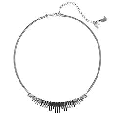 Simply Vera Vera Wang Ombre Stick Double Strand Necklace