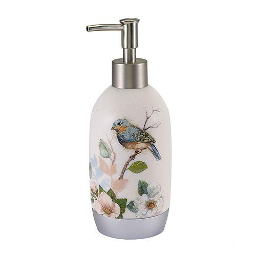 Avanti Love Nest Bird Soap Pump