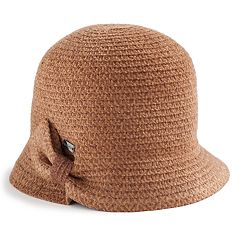 Women's Betmar Emilia Braided Cloche Hat