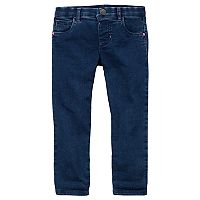 Girls 4-8 Carter's Heart Pocket Jeans