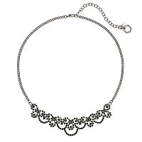 Simply Vera Vera Lace Motif Necklace