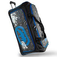 Ecko Unltd Tagger Large 32-Inch Wheeled Duffel Bag