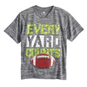 Boys 8-20 Tek Gear DRYTEK Every Yard Tee