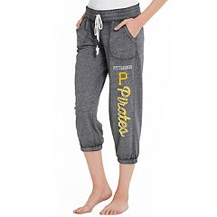 Women's Concepts Sport Pittsburgh Pirates Concourse Capri Lounge Pants