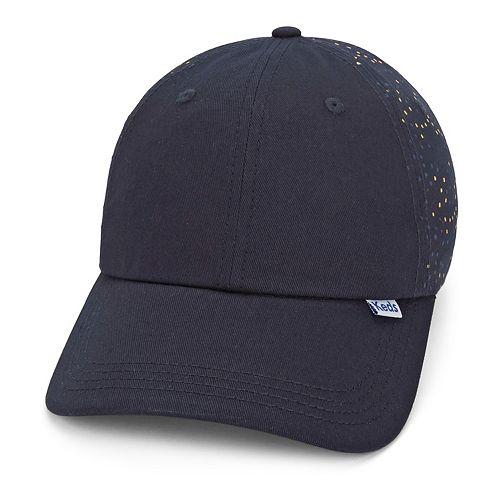 Women's Keds Night Shower Foil Dotted Baseball Cap