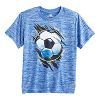 Boys 8-20 Tek Gear DRYTEK Soccer Breakthrough Tee