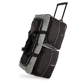 Pacific Coast 30-Inch Large Wheeled Duffel Bag