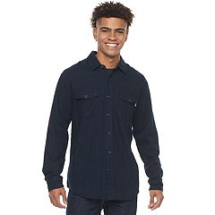 Men's Trinity Collective Rampart Flannel Button-Down Shirt
