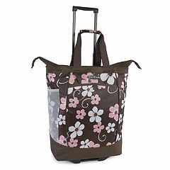 Pacific Coast Wheeled Shopping Tote