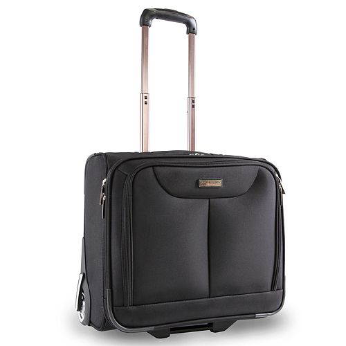 Pacific Coast Wheeled Laptop Business Briefcase