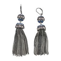 Simply Vera Vera Wang Tasseled Nickel Free Drop Earrings