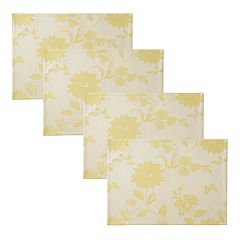 Celebrate Spring Together Solid Placemat 4-pk.