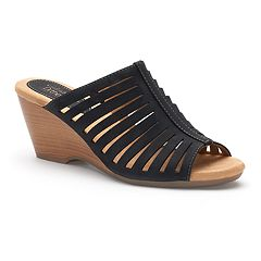 Croft & Barrow® Piscine Women's Ortholite Mules