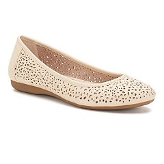 Croft & Barrow® Marilla Women's Ortholite Ballet Flats