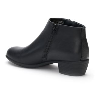 Croft & Barrow® Cate Women's Ortholite Ankle Boots