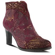 L'Artiste by Spring Step Lidia Women's Ankle Boots