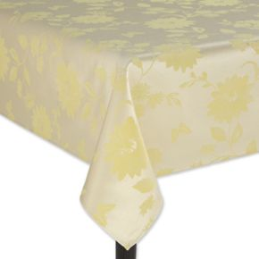 Celebrate Spring Together Solid Tablecloth