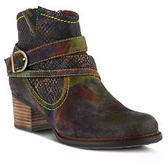 L'Artiste by Spring Step Shazzam Women's Ankle Boots